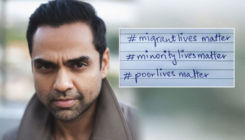 Abhay Deol lambasts 'woke Indian celebrities' for showing solidarity for #BlackLivesMatter, but ignoring injustices in our country