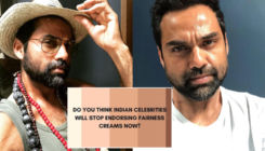 Abhay Deol now targets fairness creams; asks,