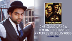 Abhay Deol slams the politics in Bollywood; says,