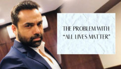 Abhay Deol points out the terrible problem with the slogan 'All Lives Matter'