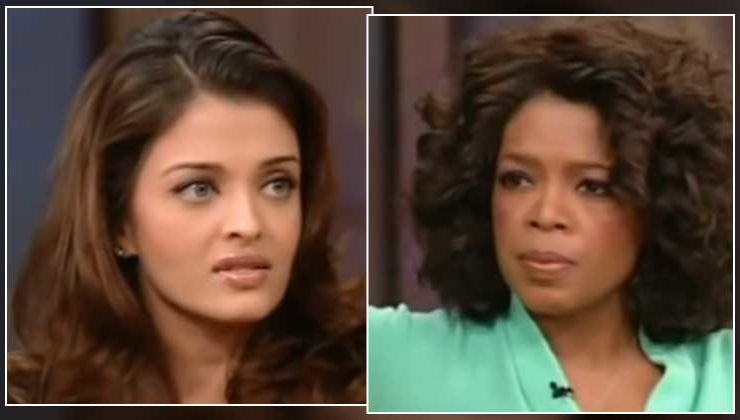 When Aishwarya Rai hit back at Oprah Winfrey asking her if kissing is taboo in public in India