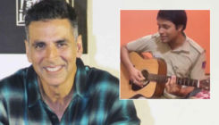 Akshay Kumar showers Delhi cop with praise as he sings the soulful melody 'Teri Mitti'