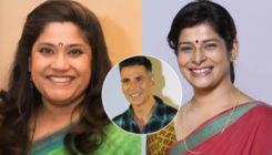 Nupur Alankar and Renuka Shahane grateful to Akshay Kumar for his generous help