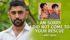 Sushant Singh Rajput's 'Kai Po Che' co-star Amit Sadh is broken by his death; says,