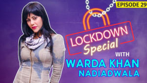 Warda Khan Nadiadwala's HILARIOUS Chat Over TikTok Videos & Making The Most Of Lockdown Time