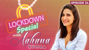 Aahana Kumra's SORDID Tales On Being Stuck At Home After Her Building Got Sealed Due To Coronavirus