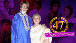 Amitabh Bachchan-Jaya Bachchan Wedding Anniversary: 5 films which prove their unending love for each other