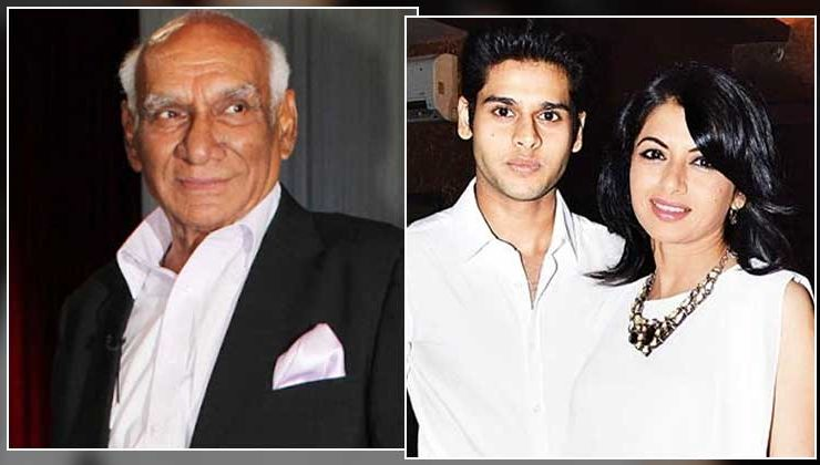 When Yash Chopra called Bhagyashree 'the most stupid girl in Bollywood' in front of her son Abhimanyu