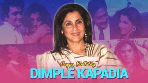 Happy Birthday Dimple Kapadia: Evergreen romantic songs featuring the 'Bobby' actress