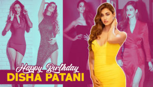 Disha Patani Birthday Special: Stunning pictures of the actress that prove she is always Insta-ready