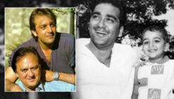 Sanjay Dutt shares a heart-touching picture to mark dad, Sunil Dutt's birth anniversary