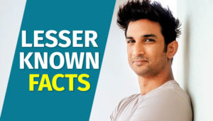 Sushant Singh Rajput Commits Suicide: Lesser known facts about the rising superstar