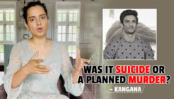 Kangana Ranaut slams Bollywood and Media for Sushant Singh Rajput's death; asks,