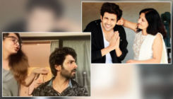 Kartik Aaryan gets hilariously trolled by mother for saying Amitabh Bachchan tagged him in 'Gulabo Sitabo' challenge