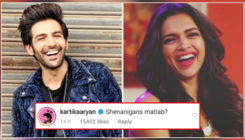 Kartik Aaryan asks the meaning of 'Shenanigans'; Deepika Padukone's sneaky reply will make you go ROFL