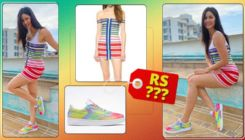 Katrina Kaif's Dsquared2 dress and Reebok shoes' price will cost you a bomb