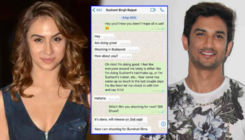 Lauren Gottlieb shares old conversation with Sushant Singh Rajput; it will remind you of his infectious nature