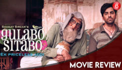 'Gulabo Sitabo' Movie Review: Amitabh Bachchan-Ayushmann Khurrana's social satire is shaky in its foundation, but leaves you with an unexpected twist
