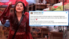 Rashami Desai lashes out at trolls; says,