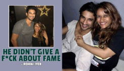 Rohini Iyer on Sushant Singh Rajput's suicide: He didn't give a f*ck about fame and success; he was my Mozart