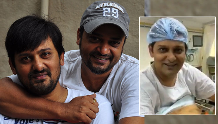 Wajid Khan singing 'Hud Hud Dabangg' inside the hospital for Sajid Khan will make you break down