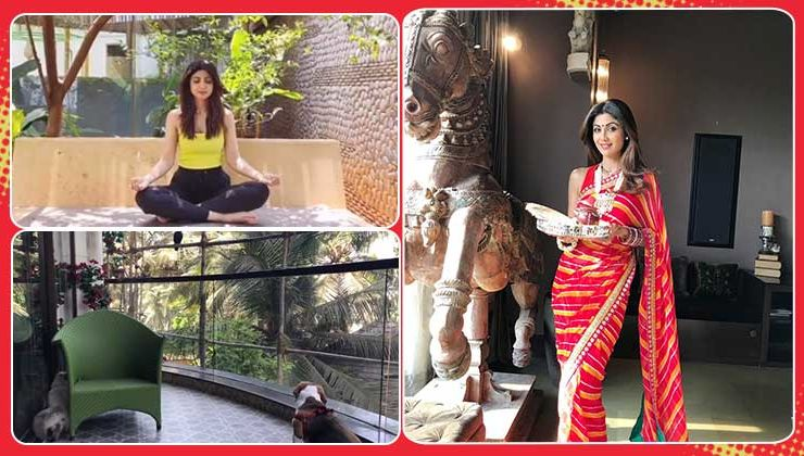Shilpa Shetty's house is a perfect mix of elegance and extravagance- view inside pics and videos