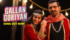 'Gallan Goriyan' Song: Mrunal Thakur's cutesy antics melts even the tough John Abraham
