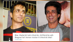 Sonu Sood's hilarious reply to man who wants to elope with his girlfriend wins the internet