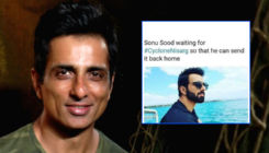 Sonu Sood's EPIC reaction to a funny meme saying only he can send Cyclone Nisarga 'back home'
