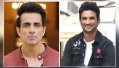 Sonu Sood believes it is 'not right to blame one section of people' for Sushant Singh Rajput's death
