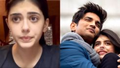 Sushant Singh Rajput's 'Dil Bechara' actress Sanjana Sanghi breaks down mourning the death of her co-star