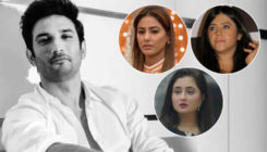 Sushant Singh Rajput suicide: Ekta Kapoor, Rashami Desai, Hina Khan are devastated by the actor's death