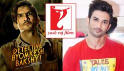 Sushant Singh Rajput's contract details with YRF revealed; was paid Rs 1 crore for 'Detective Byomkesh Bakshy!'