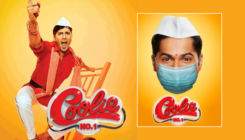 'Coolie No. 1': Varun Dhawan gives a Coronavirus-twist to the new poster
