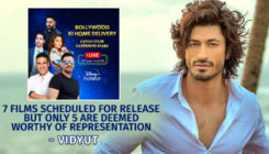 Vidyut Jammwal slams Disney+Hotstar for being biased in their announcement of upcoming OTT releases