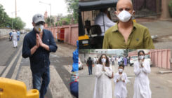 Wajid Khan funeral: Aditya Pancholi, Aalim Hakim and others arrive to pay their last respect