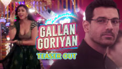 'Gallan Goriyan' Song Teaser: John Abraham & Mrunal Thakur are back with their awesome onscreen chemistry