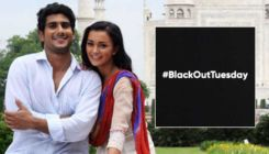 Ex-Lovers Prateik Babbar and Amy Jackson come together for #BlackOutTuesday