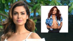 After deleting all Insta pics, Esha Gupta returns with a smoking hot photo
