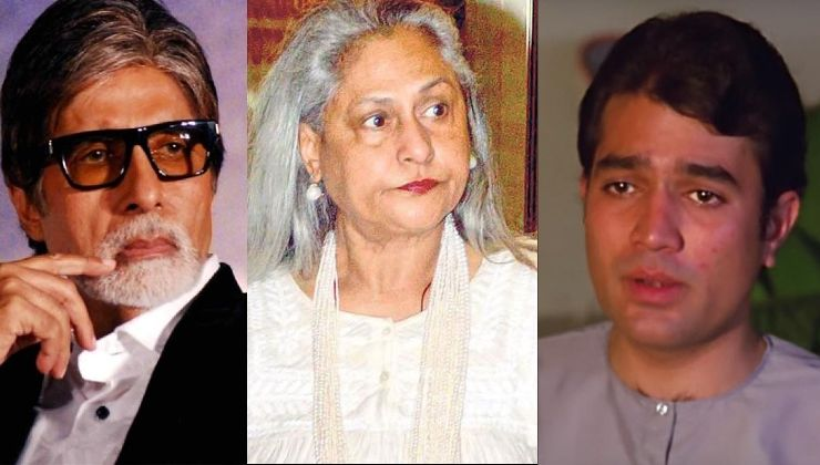 When Jaya Bachchan couldn't bear Rajesh Khanna hurling insults at Amitabh Bachchan
