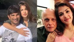 Rhea Chakraborty sought 'counsel' from Mahesh Bhatt over Sushant Singh Rajput's depression, reveals filmmaker's associate