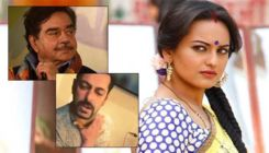 On Sonakshi Sinha's birthday, old video of Salman Khan enacting Shatrughan Sinha trends online