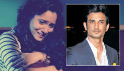 Sushant Singh Rajput's ex-GF Ankita Lokhande has THIS to say about his suicide