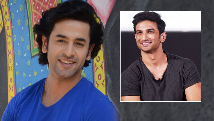 Shashank Vyas gives a heartwarming tribute to the late Sushant Singh Rajput