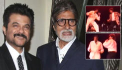 Anil Kapoor wishes Amitabh Bachchan a speedy recovery; shares throwback video of their live performance