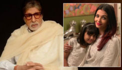 Amitabh Bachchan shares he 'could not hold back tears' as Aishwarya Rai Bachchan and Aaradhya are discharged from hospital