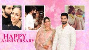 Shahid Kapoor and Mira Rajput Wedding Anniversary: Here are 10 most romantic pictures of the couple