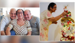 Anupam Kher gives health updates on mother and brother's family who all tested Covid-19 positive