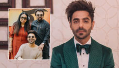Aparshakti Khurana gets chatty about shooting with his dad for the first time ever amidst lockdown