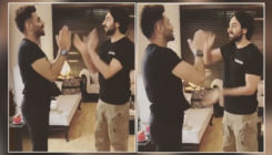 Ayushmann Khurrana and Aparshakti relive their childhood playing a game of 'Aao Milo Shilo Shaalo'-watch video